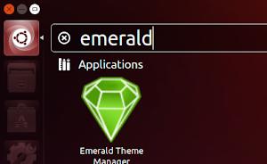 Emerald su Ubuntu
