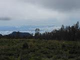 Views from just beyond Cikasur, Argopuro (Dan Quinn, December 2012)