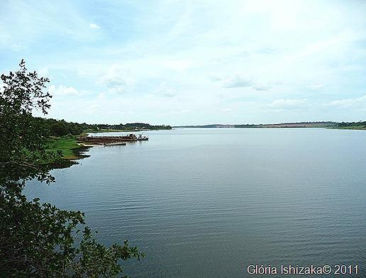 Glória Ishizaka - Guaiçara -  rio dourado