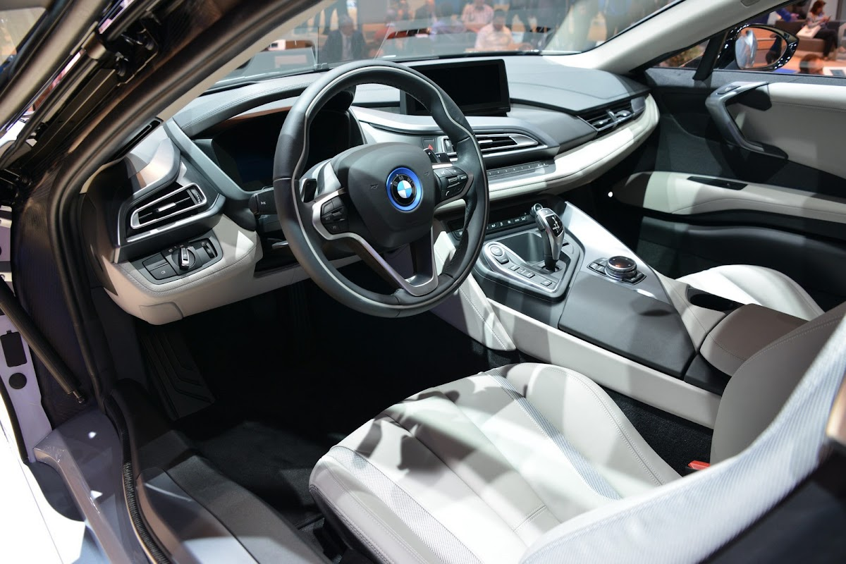 bmw i8 interior production. 2014bmwi86 bmw i8 interior production
