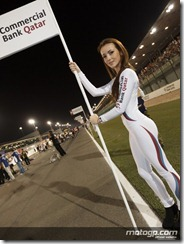 Paddock Girls Commercialbank Grand Prix of Qatar  08 April  2012 Losail Circuit  Qatar (4)