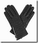 Oasis Quilted Leather Gloves