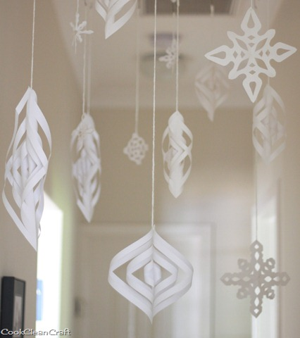 Paper Snowflakes (1)