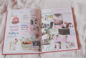 Layout scrapbook