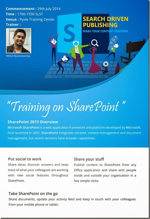 Share Point Training 2014