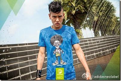 adidas Neo Label X Eddie Peng 2014 Spring Summer 05