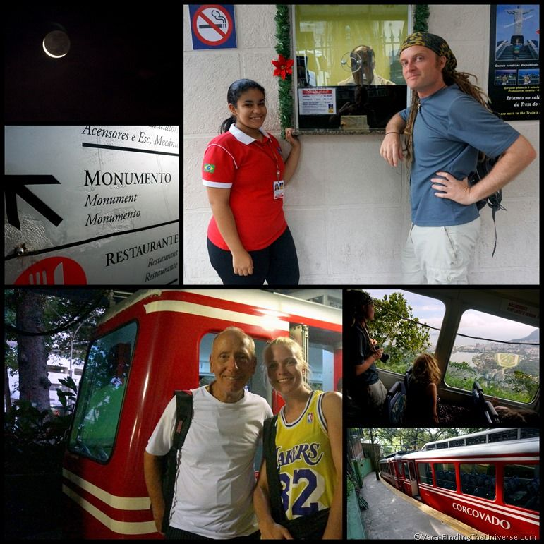 All Around Corcovado Mountain