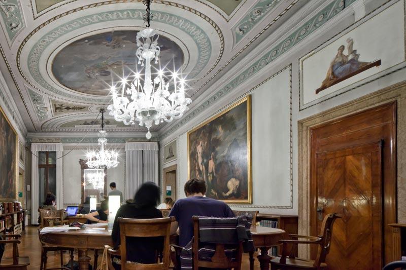 Biblioteca 3 ©ORCH chemollo