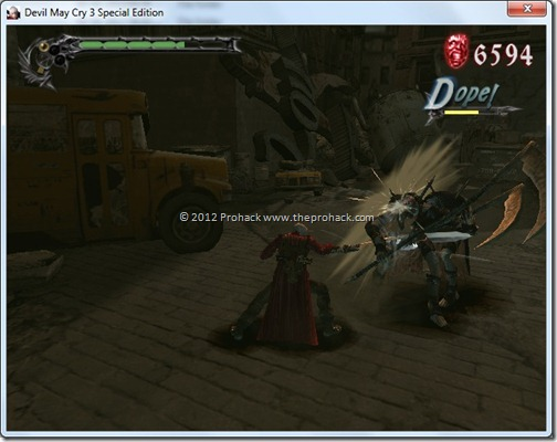 play the game dmc3se