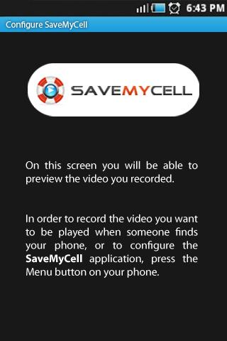 Save My Cell