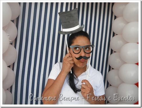 Photo Booth; estudio de fotos