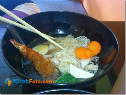 Mie Ramen Hoki Chicken