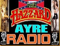 hazzardayre radio logo