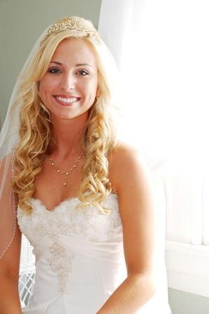 Bridal Hair Style Wedding Day Hair Dos