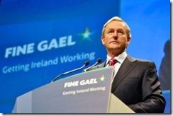 Merkel cede perante Irlanda.Out.2012