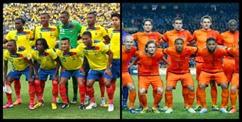 Holanda vs Ecuador