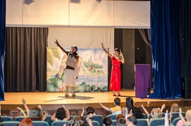 Μουσικοθεατρικές παραστάσεις για παιδιά (17-19.8.2013)