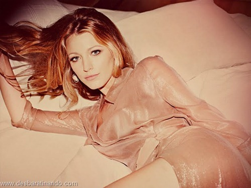 Blake Lively linda sensual Serena van der Woodsen sexy desbaratinando  (127)