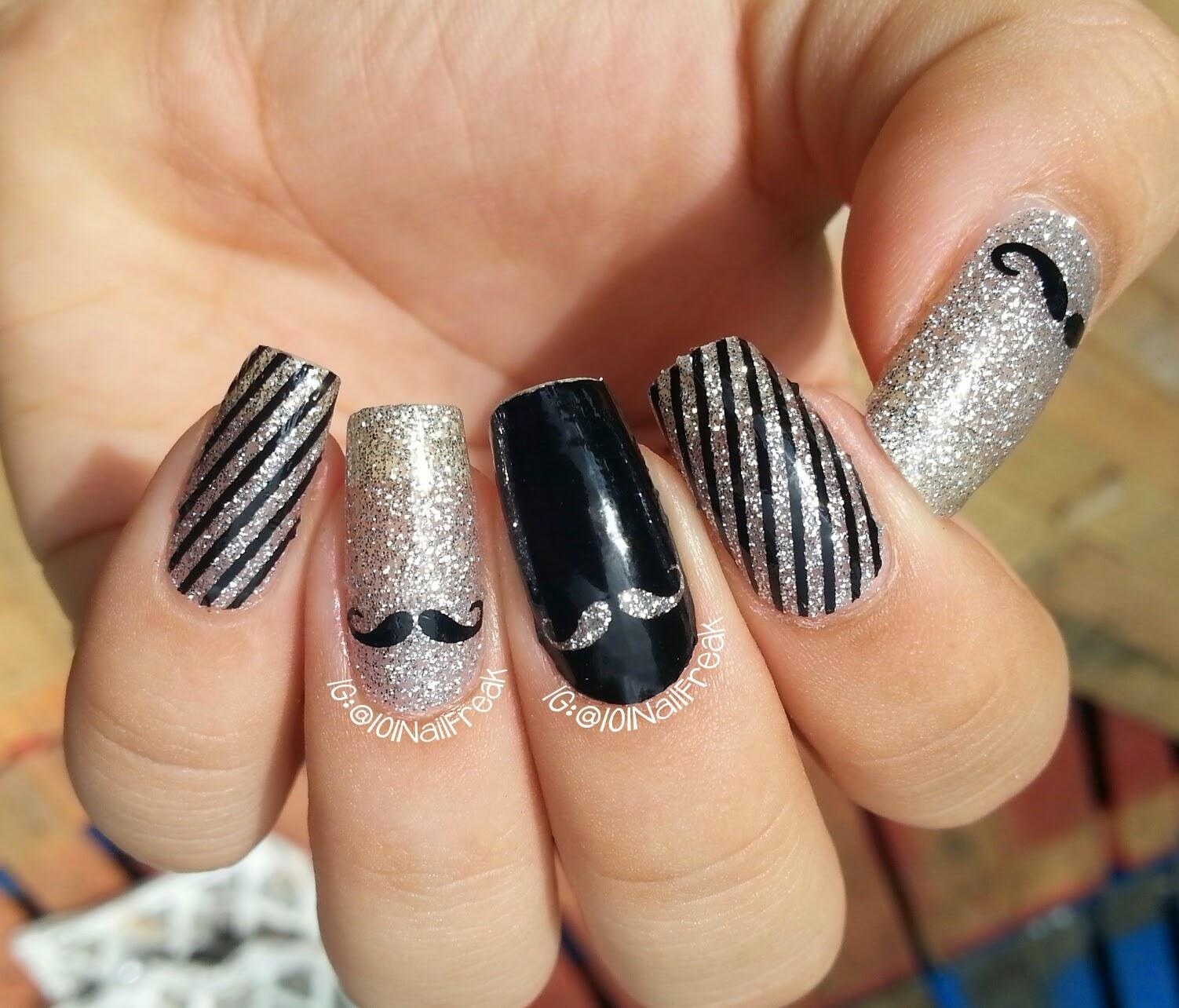 Selenas Nail Art Winstonia Designer Nail Wraps Review