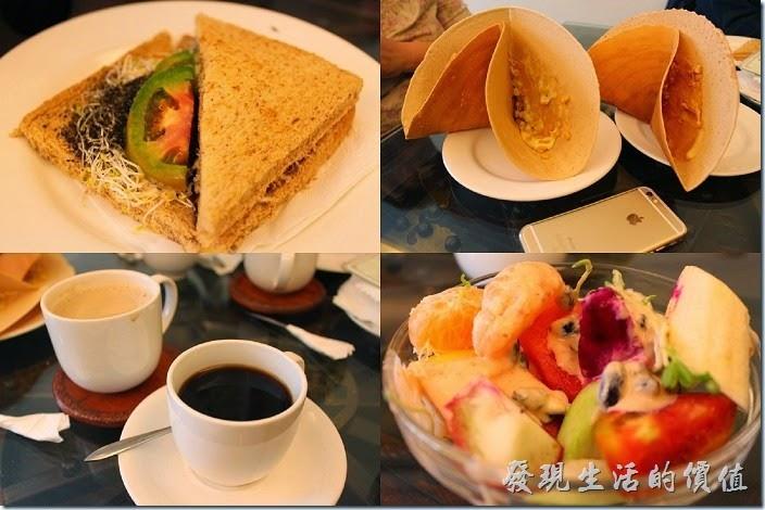 工作熊剛開始吃早午餐的時候,它幾乎是全台南市最貴的早餐店,現在它反而變成了台南市最便宜的早午餐店,就我的親身經歷,這麼多年來它的價位一直都沒有改變NT150一份,一路走來始終如一,真不簡單。