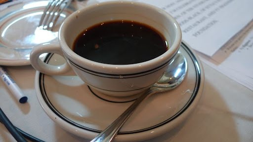 Ethiopian Coffee, one of Red Rooster Harlem's three blends.