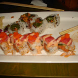 amazing sushi in Miami, Florida, United States