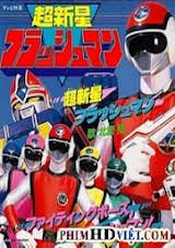 Super Sentai 10: Flashman