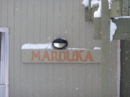 Where the Marouka logo comes from
