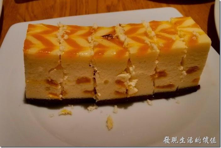 台北-溫德德式烘培餐館(內湖店)。芒果圍牆。