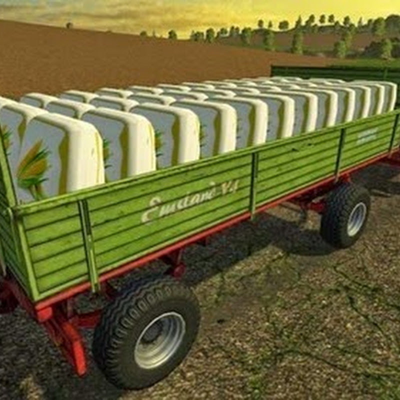 Farming simulator 2015 - ROS crown Emsland Multi v 1.6.3