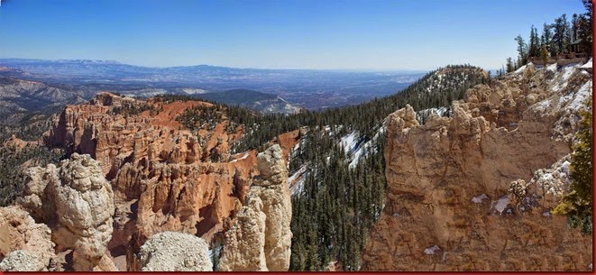 Bryce Canyon  NP Panorama (1 of 1)