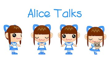 Screenshot of Alice Talking Game Full Ver.