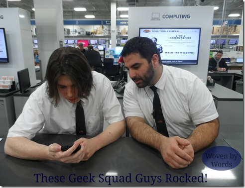 Geek Squad Guys