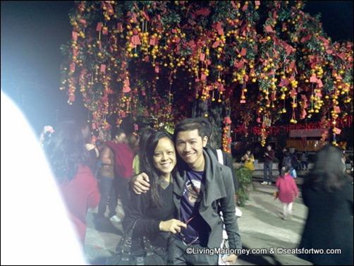 Lam Tsuen, Wishing Square, Lam Tsuen, Tai Po