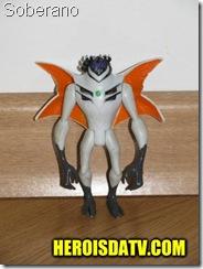 soberano vilão Bonecos Ben 10 Força Alienígena - brinquedos