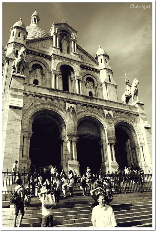 Dag 11 - EIFEL TOUR & SACRE COERE & PLEIN (218)