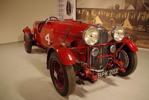Lagonda M 45 R Le Mans (1935)