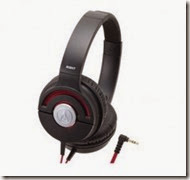 Flipkart : Buy Audio Technica ATH-WS55X Over Ear Headphone at Rs.3978 only