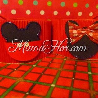 Sorpresas de Mickey mouse y la Minnie
