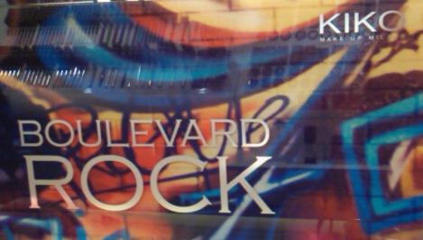 Kiko Boulevard Rock