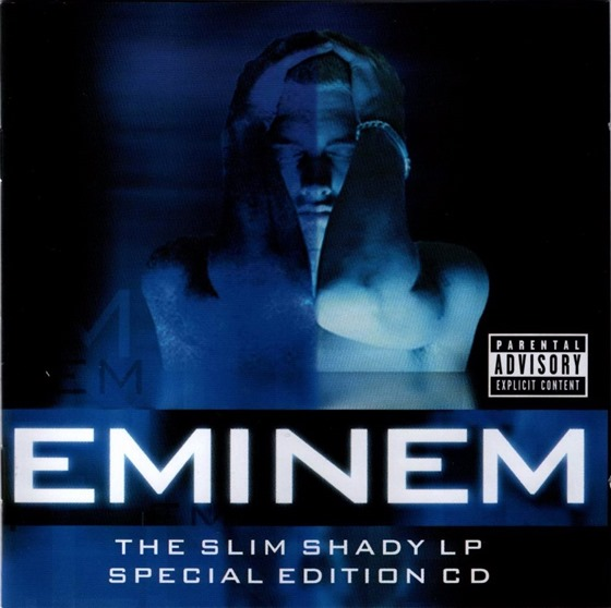 EMINEM-The Slim Shady Lp (Special edition) (cover 1.2)
