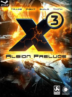 Egosoft annuncia il porting di X3:Reunion, X3:Terran Conflict e X3:Albion Prelude in Stream per Linux