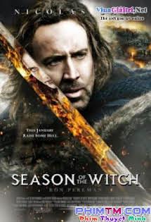 Thời Đại Phù Thủy - Season Of The Witch Tập 1080p Full HD