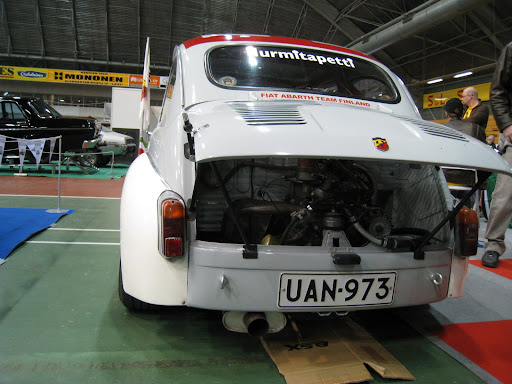 Fiat 600 Abarth -replika