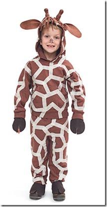 disfraz jirafa todohalloween
