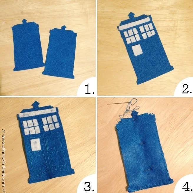 DIY: TARDIS Cat Toy | allonsykimberly.com