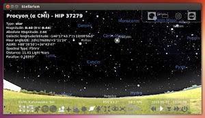Stellarium su Ubuntu Linux