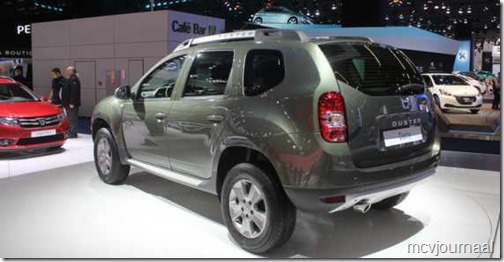 Facelift Dacia Duster 17