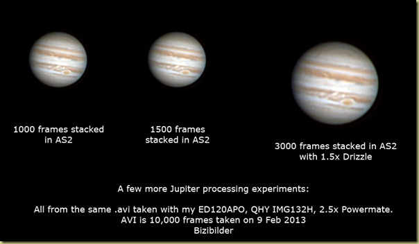 Jupiter reprocess 9 Feb 2013