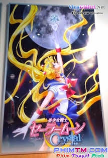 Thủy Thủ Mặt Trăng Reboot - Pretty Guardian Sailor Moon Crystal 2014